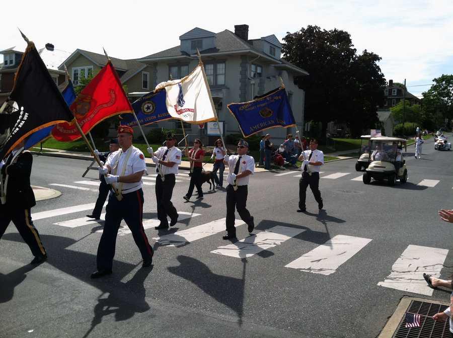 Hershey parade