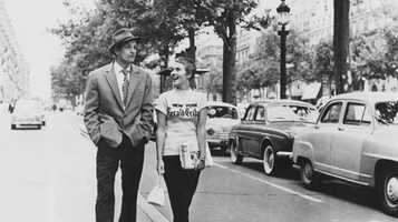 "Breathless (1960, Jean-Luc Godard, France): This French film influenced some of the biggest names in American cinema. Hagopian says, ""This provocative, self-mocking, and stylish film helped to establish the French New Wave of the 1960s, and inspired a generation of young American filmmakers like Martin Scorsese and Francis Coppola. Whatever postmodernism is, Breathless qualifies."" Watch a clip of the movie here."