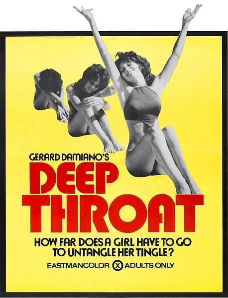 "While Nanook influenced documentaries, this movie influenced an entirely different type of moviemaking, pornography. Deep Throat was made in the United States in 1972 by Gerard Damiano. ""This hugely successful film ignited the modern porn industry. Along with two other films of the era, Night of the Living Dead, and the pioneering Blaxploitation film Sweet Sweetback's Baadasssss Song (1971). Deep Throat showed that Hollywood had totally failed to understand the idea of niche audiences, as well as their changing social attitudes and ways of moviegoing,"" Hagopian says. Sorry, no link to this one."
