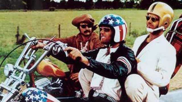 "Easy Rider (1969, Dennis Hopper/Peter Fonda, United State): ""This improvisational road movie was a self-styled countercultural essay—but perversely, it helped to turn the youth audience into a youth market whose influence continues to determine the way money and resources are allocated in the American film industry today,"" Hagopian says. You can watch the opening sequence of the movie here."