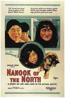 Nanook of the North (1922, Robert Flaherty, United States/France): Nanook of the North is considered the first, feature length documentary.