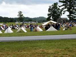 Gettysburg 150, July 5.