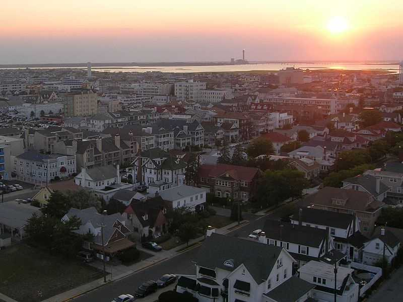 There were three picks by our Facebook fans that seemed to show up again and again. One of them was Ocean City, NJ.