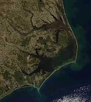The chain of islands off the coast of North Carolina, known as the Outer Banks, or the OBX to many afficianados, was one of the most popular destinations for our Facebook fans.