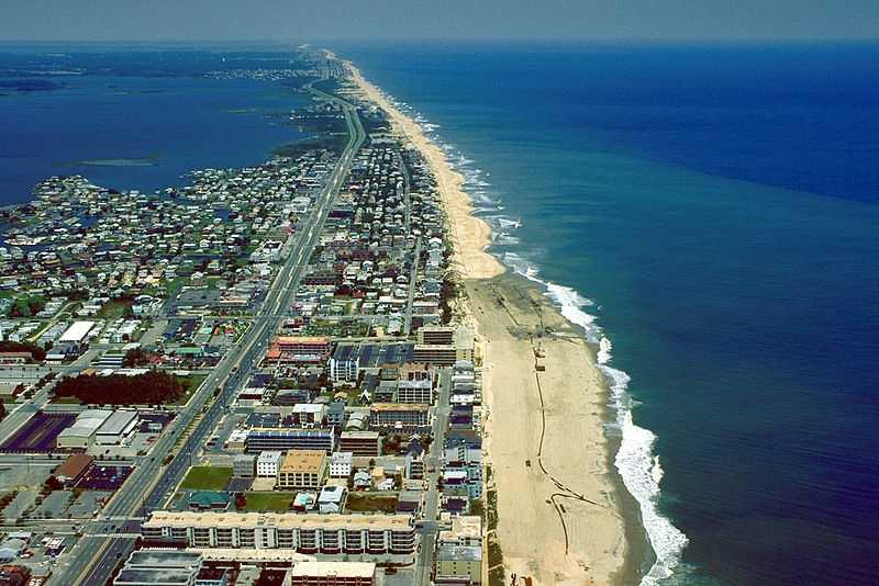 Ocean City, MD, was definitely a fan favorite.