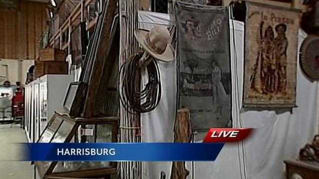 7.11 Harrisburg artifacts auction