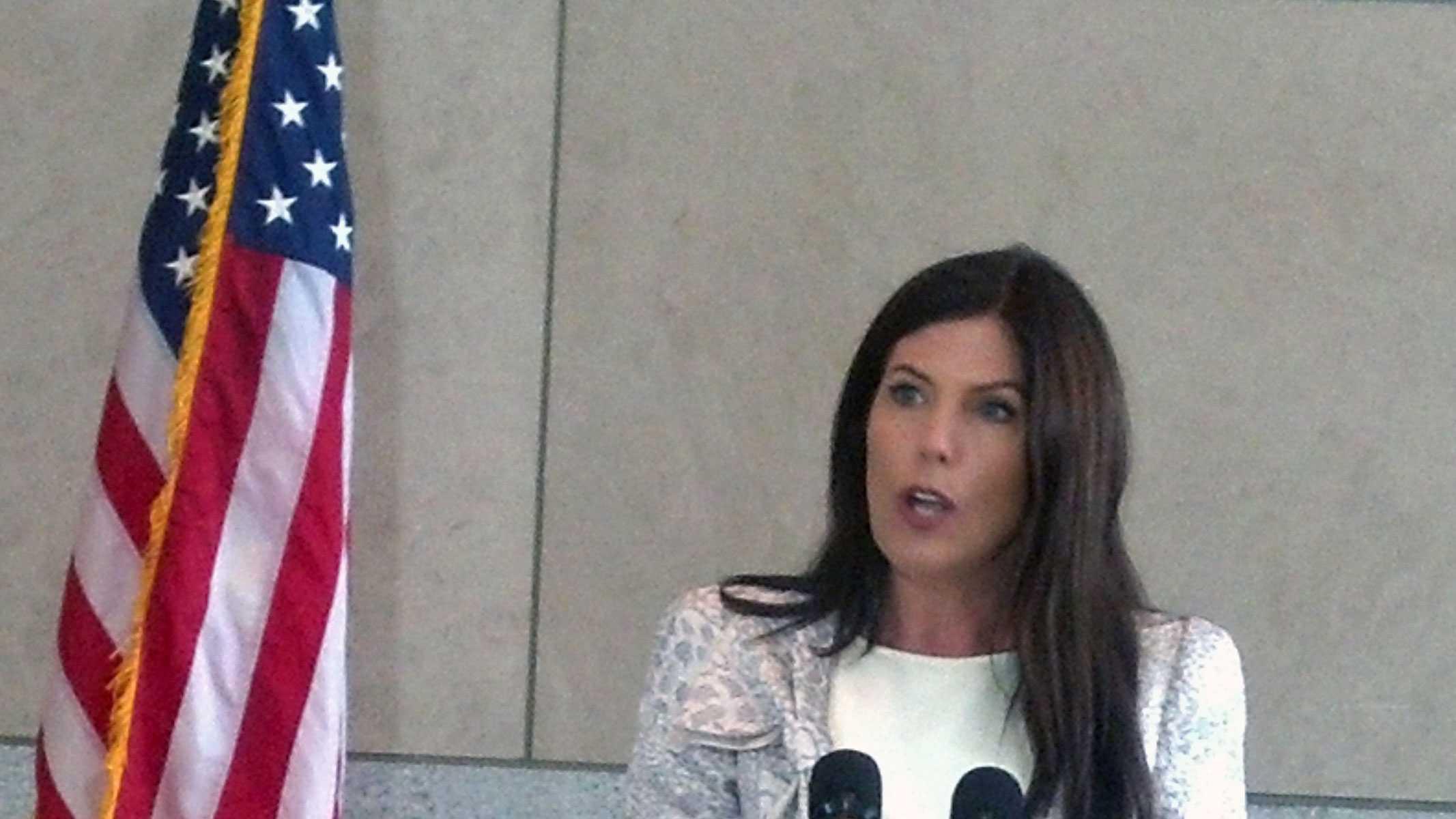 Pennsylvania Attorney General Kathleen Kane