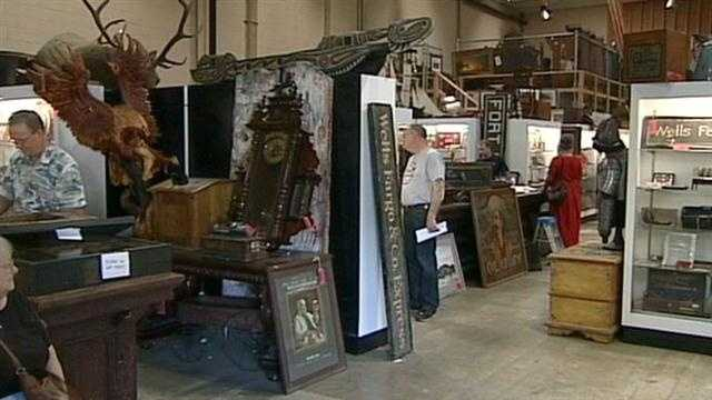 7.15 Harrisburg artifacts auction