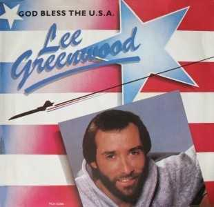 Here's a July 4th classic – God Bless the USA (I'm Proud to be an American): Lee Greenwood, 1984. Listen here.