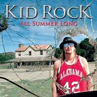Some songs just scream summer anthem… like this one – All Summer Long: Kid Rock, 2008. Listen here.