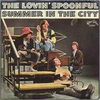 This was also one of the most popular picks by Facebook fans -- Summer in the City, Lovin Spoonful, 1966. Listen here.