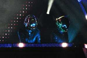 Here's one from this summer – Get Lucky: Daft Punk, 2013. Listen here.