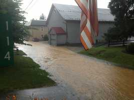 This photo was taken on N. Lancaster Ave. in Schaefferstown.