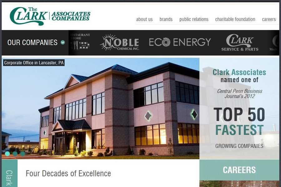 Clark Associates, Lancaster, Lancaster County.