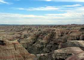 Badlands National Park- South Dakota: $31,300,000