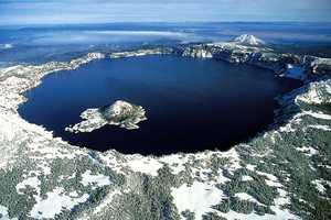 Crater Lake National Park– Oregon: $93,900,000