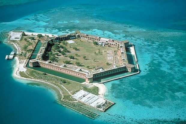 Dry Tortugas National Park– Florida: $42,900,000
