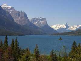 Glacier National Park– Montana: $266,500,000