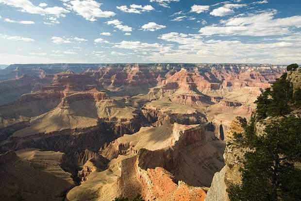 Grand Canyon National Park– Arizona: $405,600,000