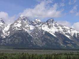 Grand Teton National Park– Wyoming: $221,700,000