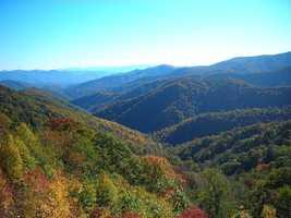 Great Smoky Mountains National Park- North Carolina/Tennesee: $83,500,000