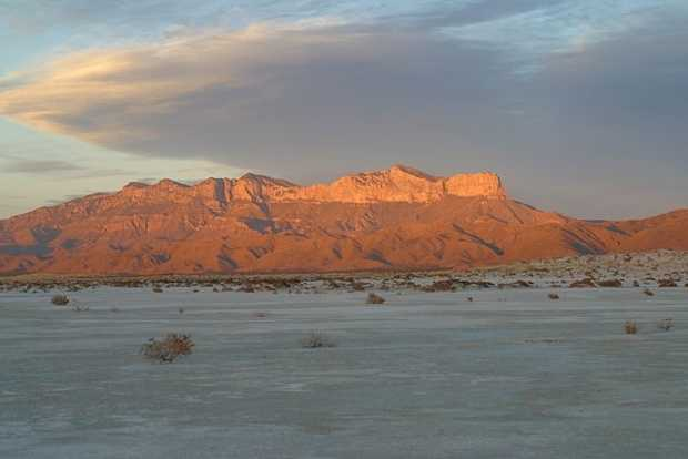Guadalupe Mountains National Park– Texas: $6,500,000