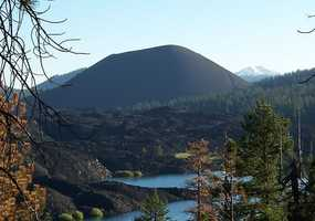Lassen Volcanic National Park– California: $30,500,000