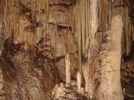 Mammoth Cave National Park– Kentucky: $81,100,000