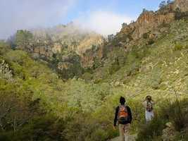 Pinnacles National Park– California: $14,400,000