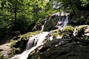 Shenandoah National Park– Virginia: $107,800,000