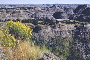 Theodore Roosevelt National Park- North Dakota: $10,200,000