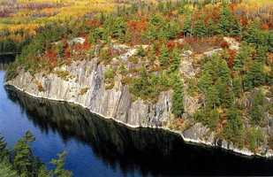 Voyageurs National Park– Minnesota: $12,800,000