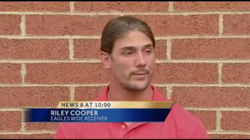 7.31 Riley Cooper