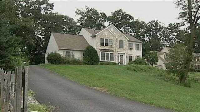 Rushdi ives in this home in Windsor Township, York County. Police arrested him there after the child disappeared. Rushdi is the boyfriend of the boy's mother.