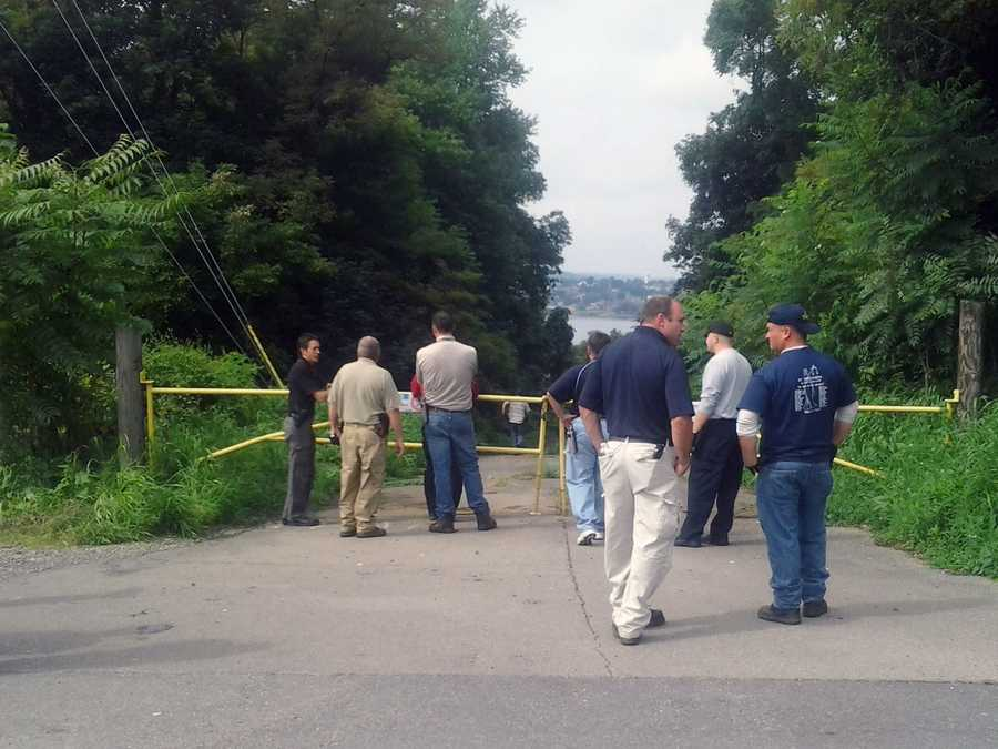 Authorities resumed their search Thursday morning.