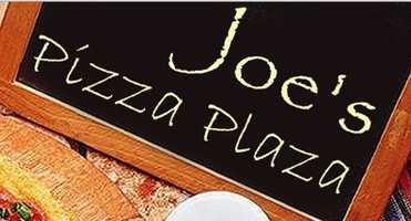 Joe's Pizza Plaza, York