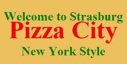 Pizza City, Strasburg