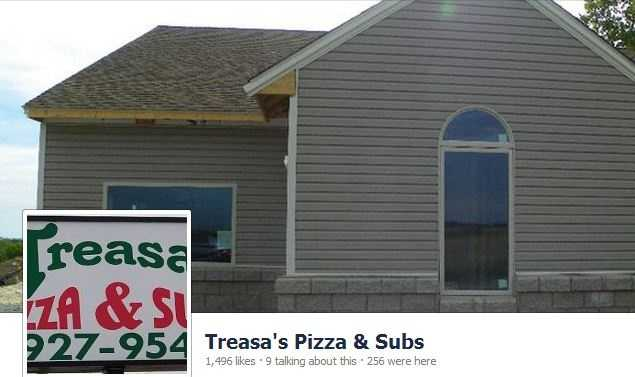Treasa's Pizza & Subs, Brogue