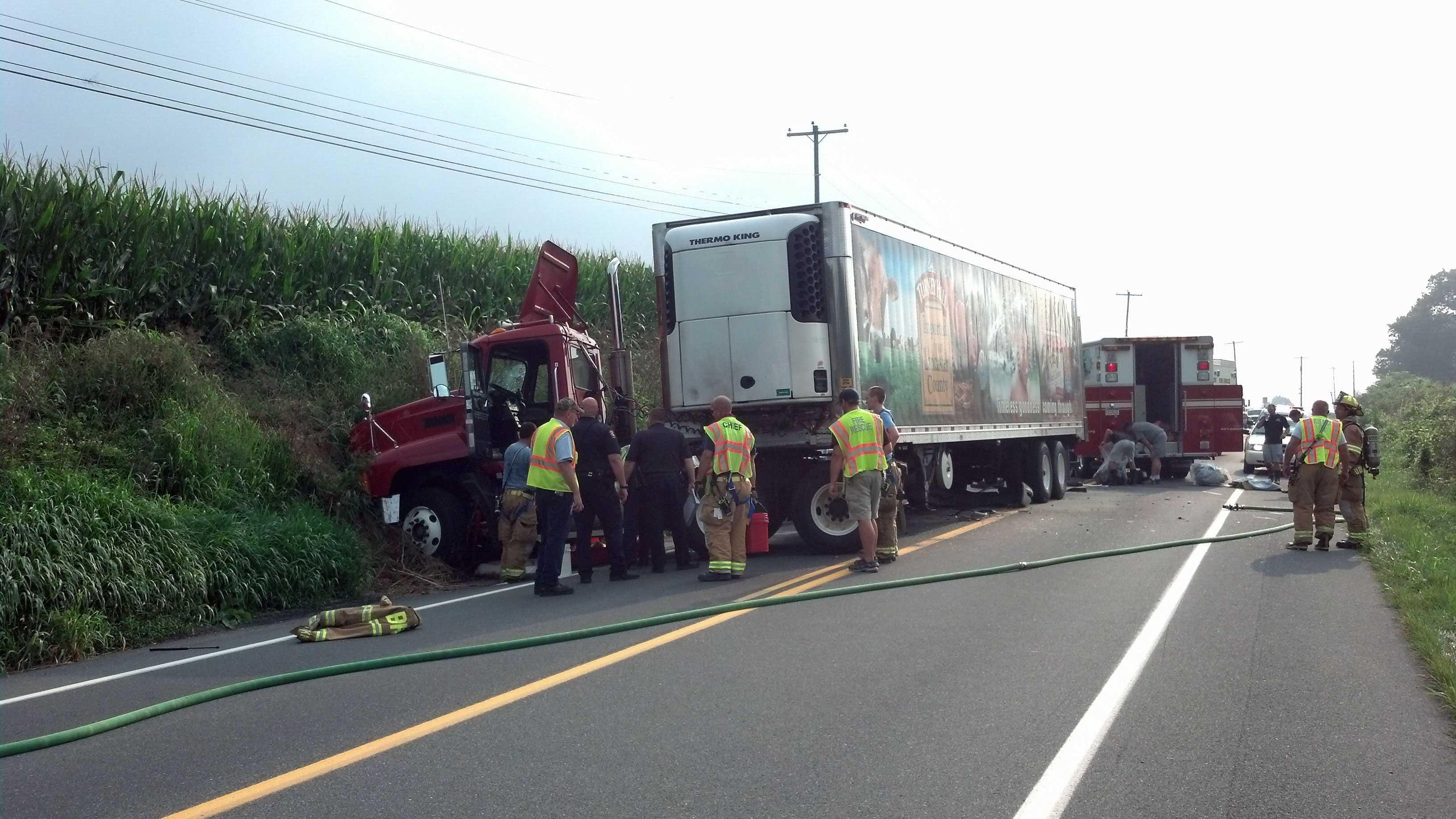 8.12 Route 999 crash