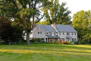 This beautiful Lancaster home is located on the Conestoga River and features four bedrooms, six bathrooms, and has over 5,000 Sq Ft.
