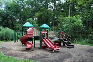 ... and playground are located near the campground.