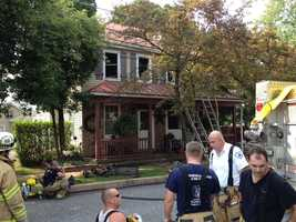 The fire happened along the 5600 block of Susquehanna Trail in Conewago Township.