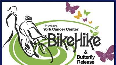 York Cancer Center Bike Hike 2013