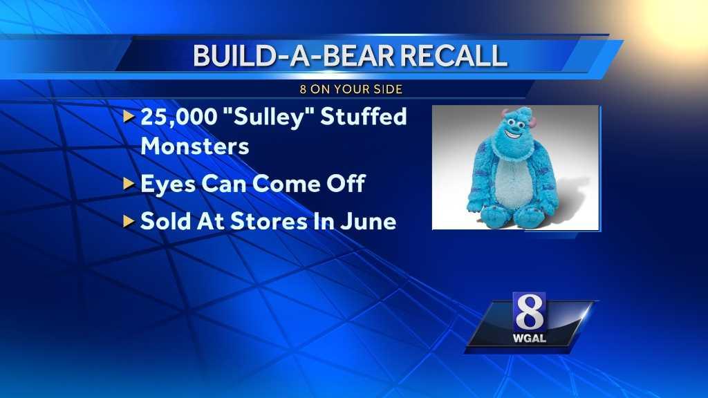 Build-a-bear recall image
