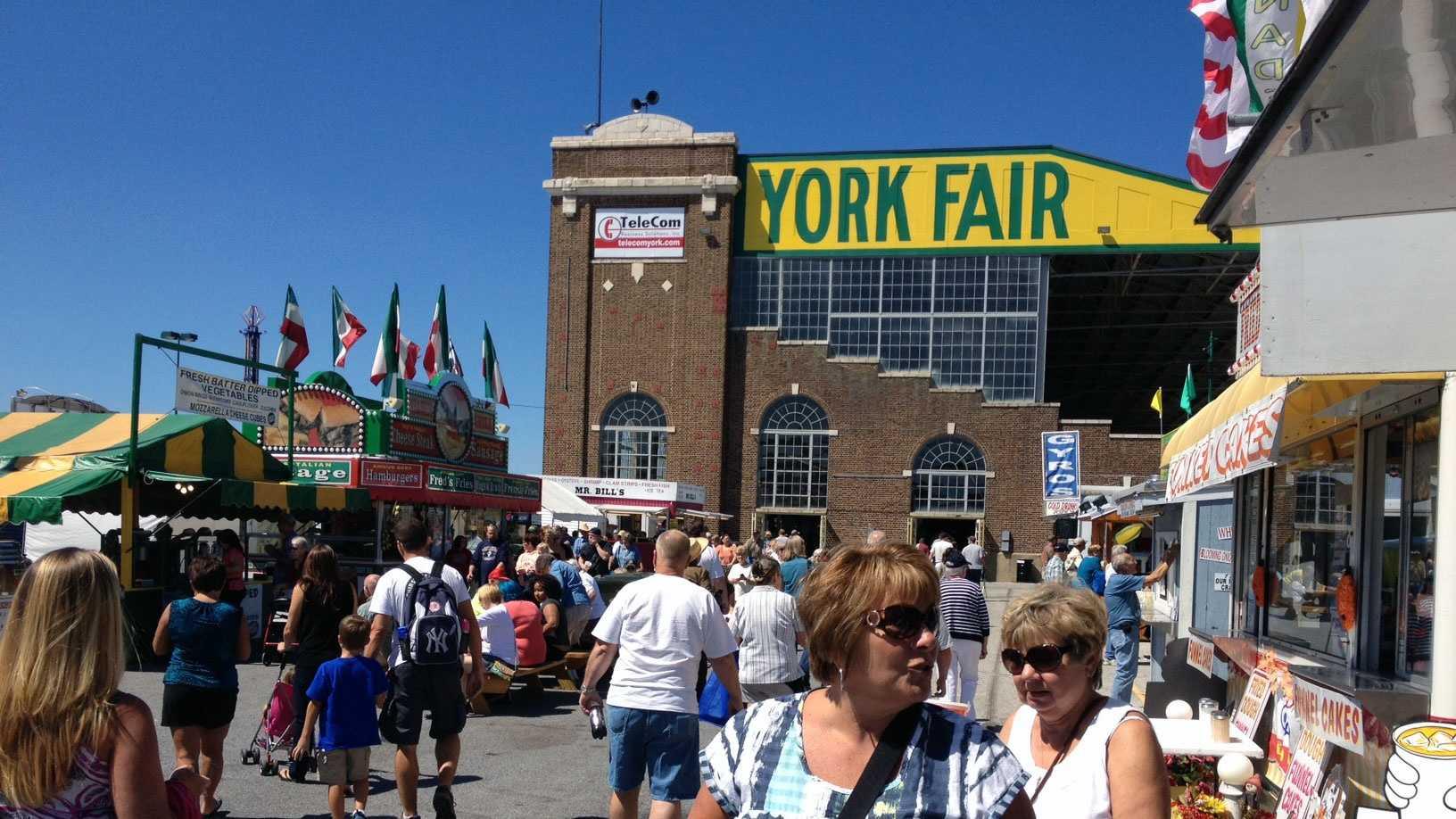 9.6 York Fair