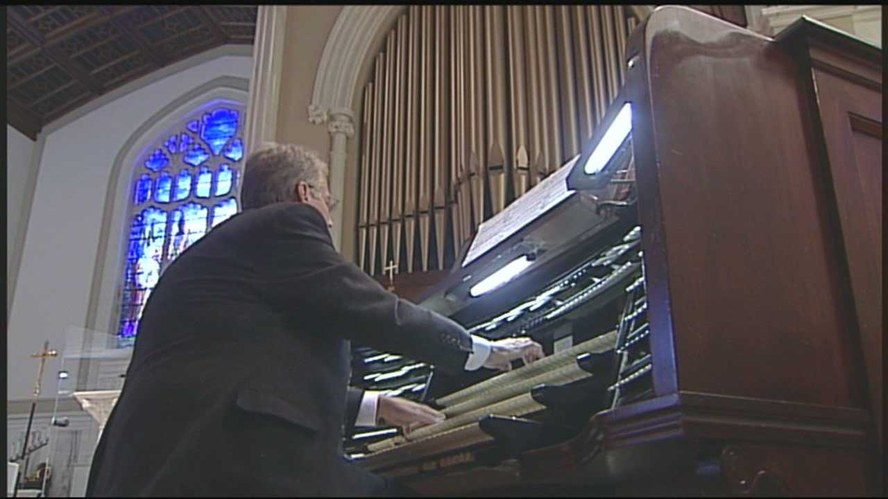 9.10 church organ