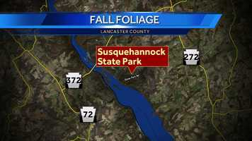 Click here for a tour of Susquehannock State Park.