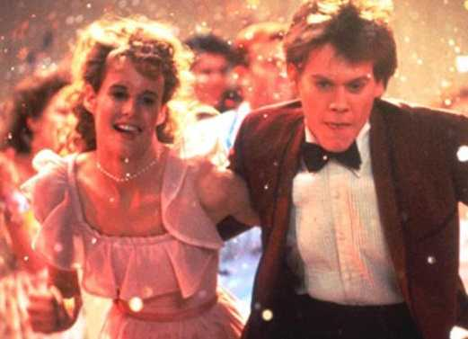 """Kevin Bacon: The original """"Footloose"""" star was born in Philadelphia, where he attended the Julia Reynolds Masterman Laboratory and Demonstration School."""