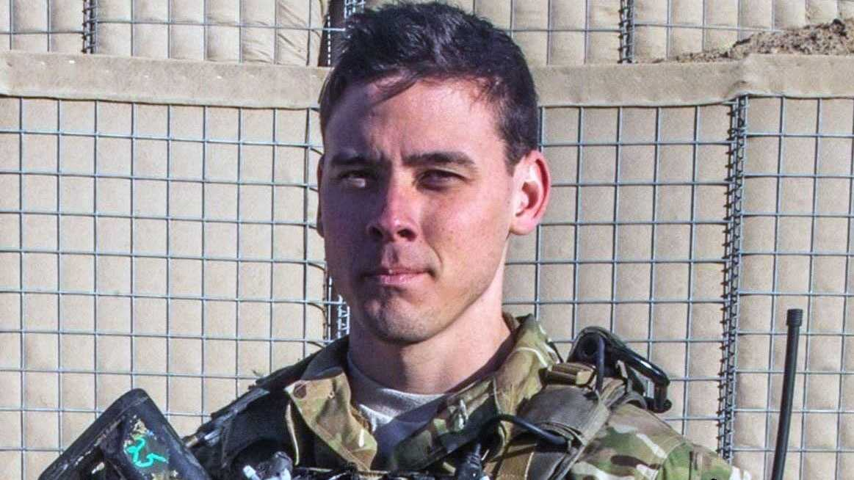 Sgt. Patrick C. Hawkins