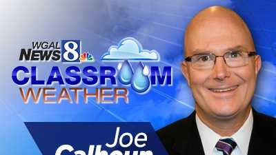 News 8 Storm Team-Classroom Weather